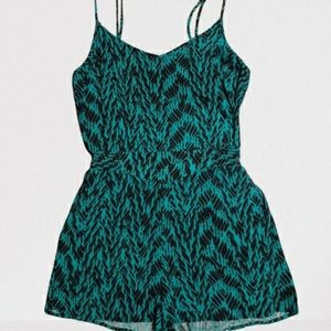 Timing - Romper with Pockets